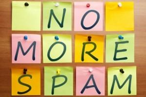No More Spam