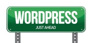 Wordpress Sign