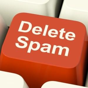 Delete Spam