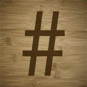 Sharpe Hashtag