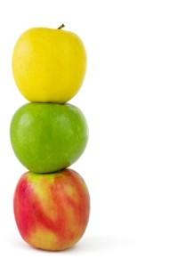 Three Fruits