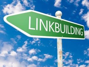 Linkbuilding Sign