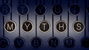 Myths Typewriter