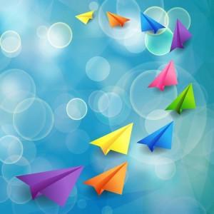 Landing Paper Planes