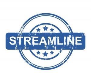 Streamline Stamp