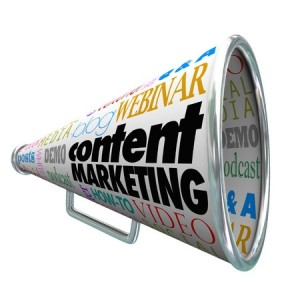 Content Marketing Bullhorn
