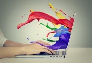 Laptop Splashes