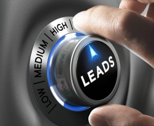 Leads Button