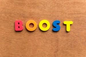 Boost Colourful
