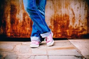 Millennial Feet