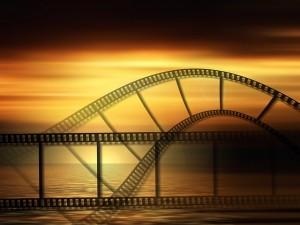 Sunset Filmstrip