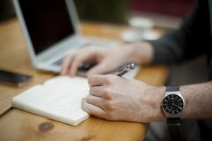 Writing Post