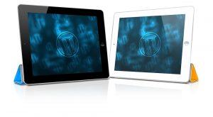 WordPress Tablets
