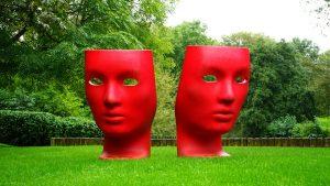 Tragedy Masks