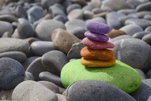Balaned Stones